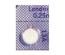 レンドルミン0.25mg
